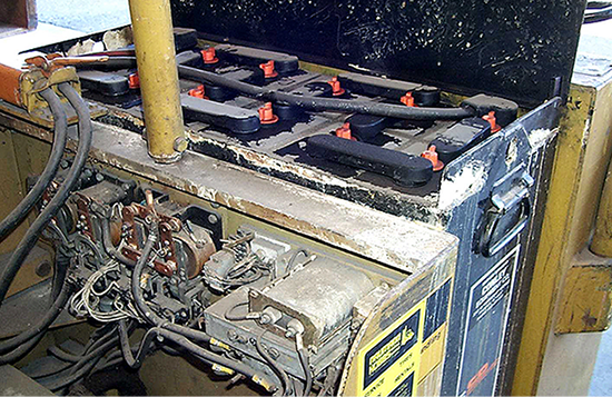Watering Forklift Batteries Dc Power Solutions